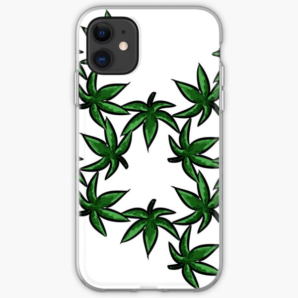Leaves iPhone Soft Case