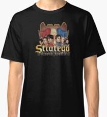 Stratego (distressed, faded) Classic T-Shirt