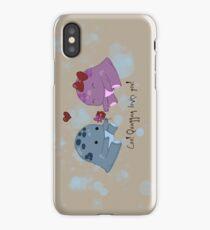 Quaggan loves you! iPhone Case/Skin