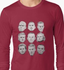 manchester united Long Sleeve T-Shirt