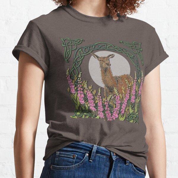 Celtic Deer Classic T-Shirt