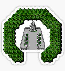 Final Fantasy: Corneria Sticker