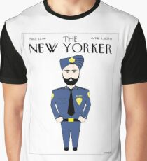 Sikh New Yorker Graphic T-Shirt