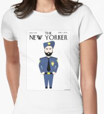 Sikh New Yorker Women's Fitted T-Shirt