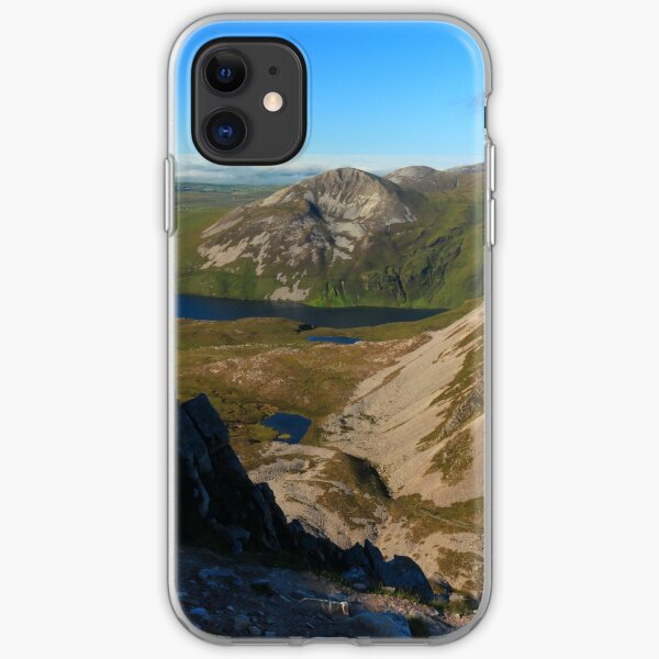 Eastern View From Errigal iPhone Soft Case