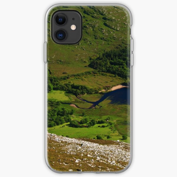 Dunlewy From Errigal iPhone Soft Case