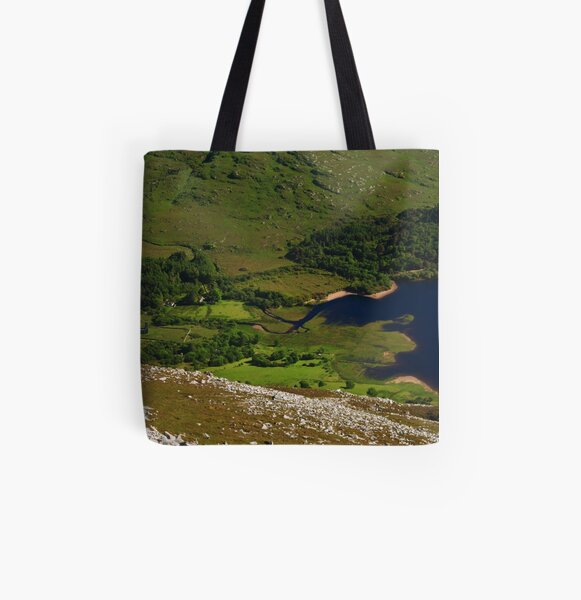 Dunlewy From Errigal All Over Print Tote Bag