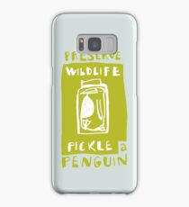 Pickle a Penguin Samsung Galaxy Case/Skin