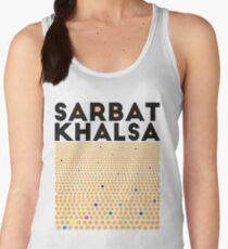 Sarbat Khalsa: Grand Gathering of Sikhs Women's Tank Top