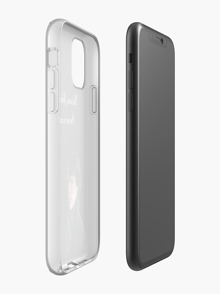 Not Now John I'm On A Case iphone 11 case