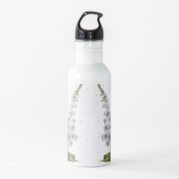 Foxgloves Water Bottle