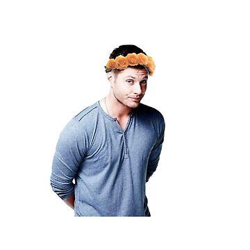 Jensen Ackles by TheDevilShipsIt