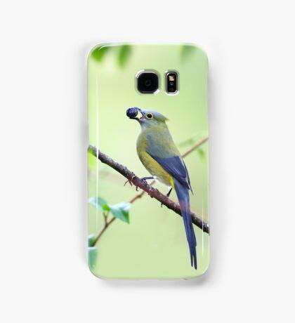 Long-tailed Silky-Flycatcher - Costa Rica Samsung Galaxy Case/Skin