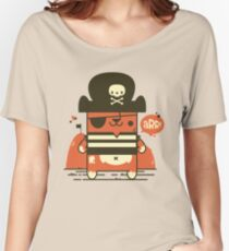 Pirate Kitty Women's Relaxed Fit T-Shirt
