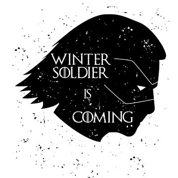Winter Soldier is Coming by Jean-miwan