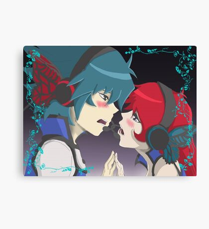 yugioh gx x oc Canvas Print