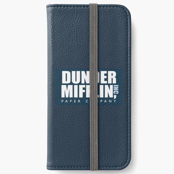 Dunder Mifflin - The Office iPhone Wallet