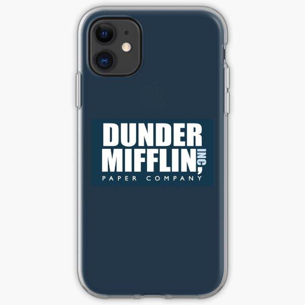 Dunder Mifflin - The Office iPhone Soft Case
