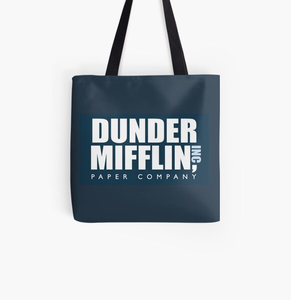 Dunder Mifflin - The Office All Over Print Tote Bag