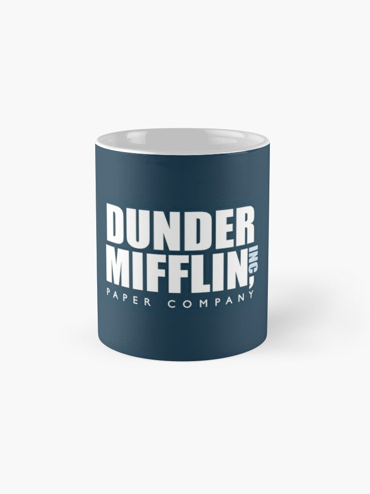 Alternate view of Dunder Mifflin - The Office Mug