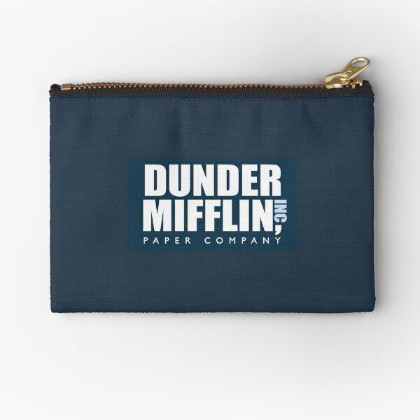 Dunder Mifflin - The Office Zipper Pouch