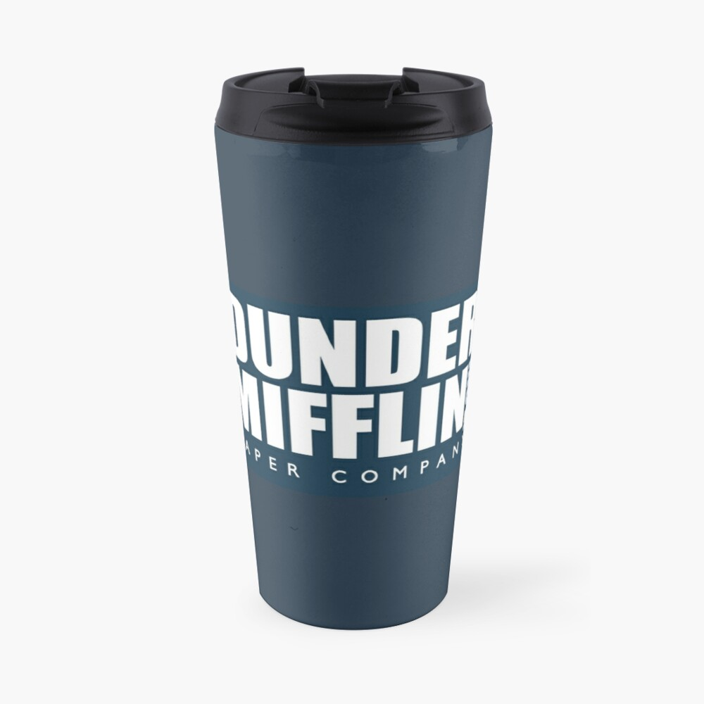 Dunder Mifflin - The Office Travel Mug