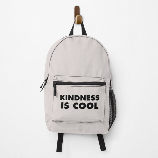 Kindness Is Cool Backpack
