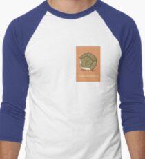 Dodecahedgehog Men's Baseball ¾ T-Shirt