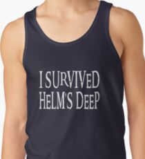 I Survived... Tank Top