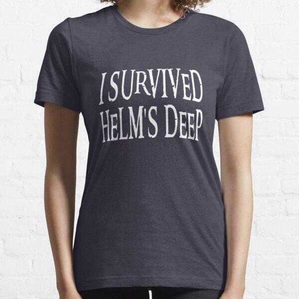 J'ai survécu... T-shirt essentiel
