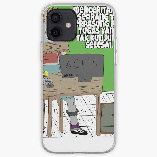 It is motivasi - T Shirts  iPhone Soft Case