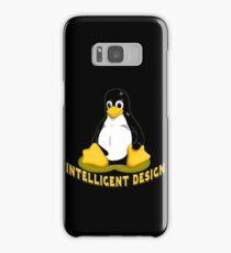 Linux Penguin Intelligent Design Samsung Galaxy Case/Skin