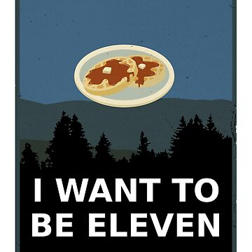 I Want To Be Eleven by mannart