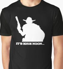 McCree - It's High Noon White Graphic T-Shirt