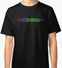 OMGhostHostess by Topher Adam Classic T-Shirt