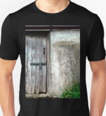 Old shed - Ramelton, County Donegal, Ireland T-Shirt