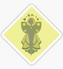 Yellow Diamond SU Sticker