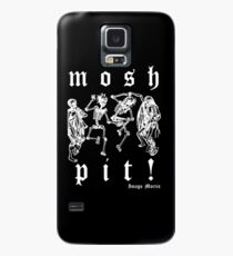 Mosh Pit! Case/Skin for Samsung Galaxy
