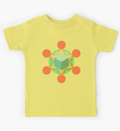 Flower of life 01 Kids Clothes