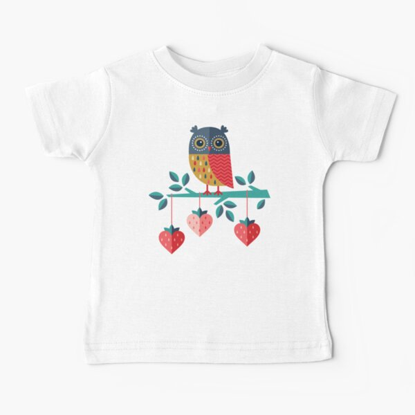 Owl Always Love You Baby T-Shirt