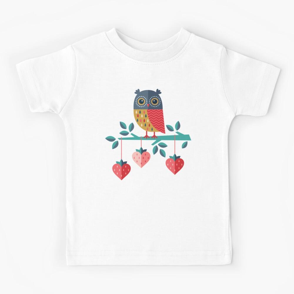 Owl Always Love You Kids T-Shirt