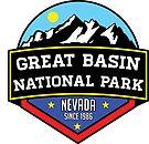 GREAT BASIN NATIONAL PARK NEVADA MOUNTAINS HIKING BIKING CAMPING EXPLORE by MyHandmadeSigns