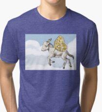 Donkletfly Tri-blend T-Shirt