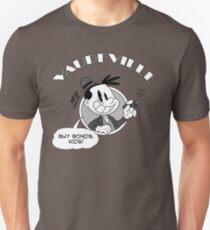 """Vaudeville: """"Buy Bonds!"""" Unisex T-Shirt"""