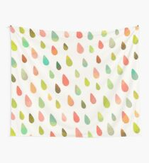 Opal Drops Wall Tapestry