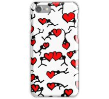 confusing love iPhone Case/Skin