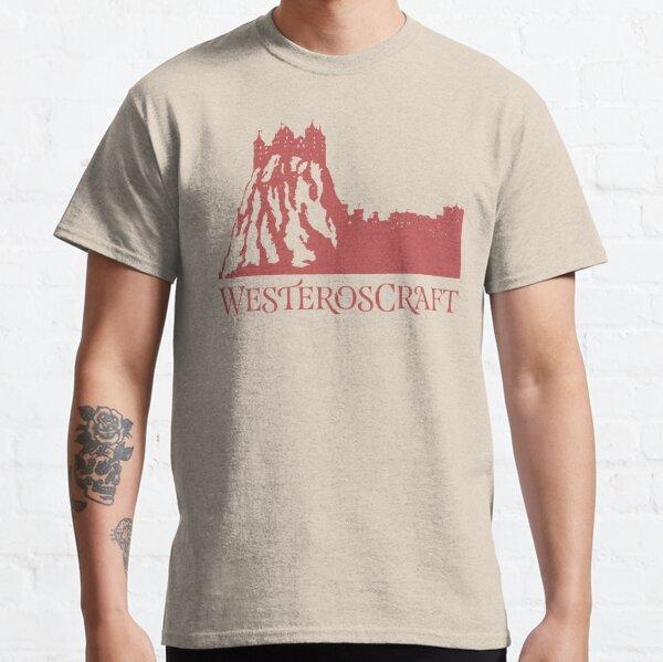 WesterosCraft Lion Rock Castle Classic T-Shirt