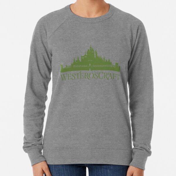 WesterosCraft Rose Garden Maze Castle Lightweight Sweatshirt