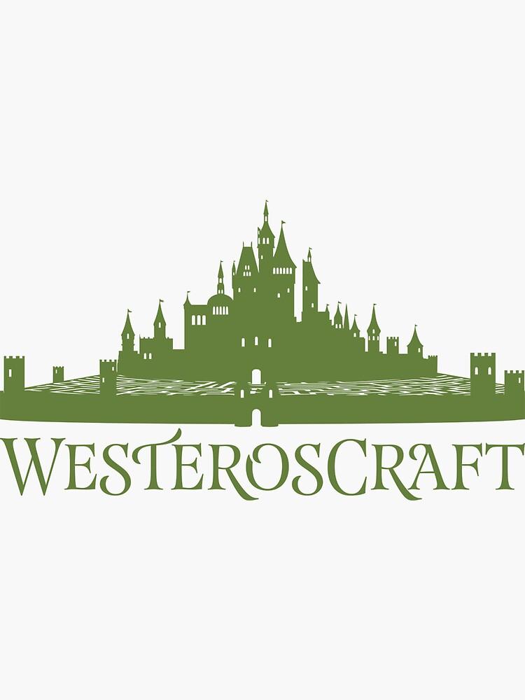 WesterosCraft Rose Garden Maze Castle by westeroscraft