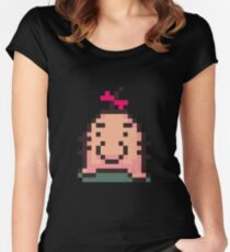 Mr. Saturn - Earthbound Women's Fitted Scoop T-Shirt